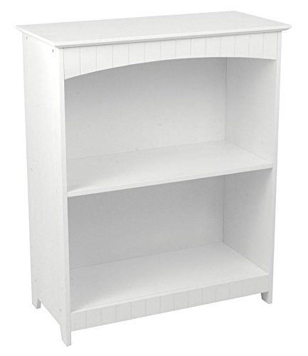 Kidkraft Nantucket Storage Bench White Sutcape