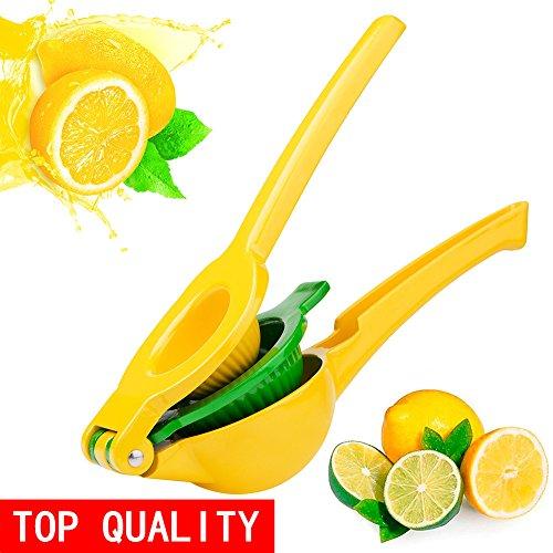 Best Lime Juicer ~ Lemon squeezer kaitsy new top aluminum alloy citrus
