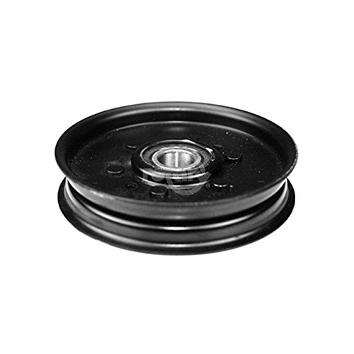 Flat Idler Pulley Replaces John Deere Am106627 Sutcape. Replaces John Deere Am37249 Height 1116 Idler Pulley Id. John Deere. Lt180 John Deere 3 8 Inch Deck Diagram At Scoala.co