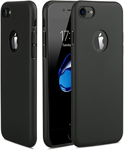 iPhone 7 Plus Case HZ BIGTREE 05mm Ultra Thin Perfect Slim Fit Thinnest Light Weight Soft Touch